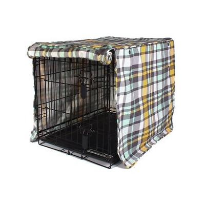 Molly Mutt Northwestern Girls Dog Crate Cover, Medium