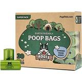 Pogi's Pet Supplies - Pogi's Pet Supplies Poop Bags, Scented, 450 count