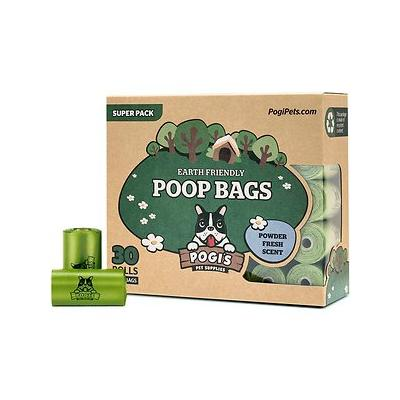 Pogi's Pet Supplies Poop Bags, Scented, 450 count