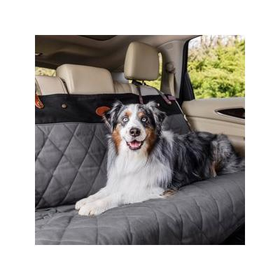Solvit Premium Bench Car Seat Cover, Grey, Standard
