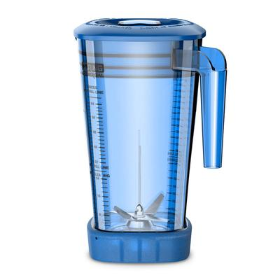 Waring CAC95-06 64 oz The Raptor Blender Container for MX Series Blenders - Copolyester, Blue on Sale