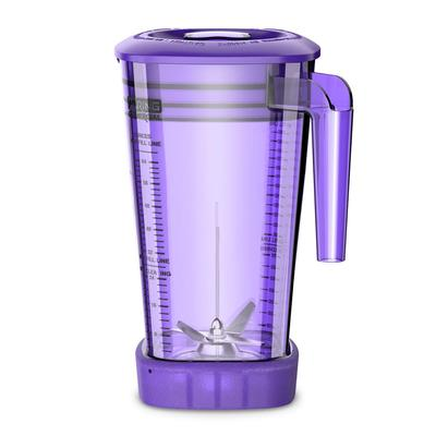 Waring CAC95-10 64 oz The Raptor Blender Container for MX Series Blenders - Copolyester, Purple on Sale