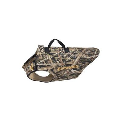 Browning Mossy Oak Shadow Grass Blades 5MM Neoprene Dog Vest, Medium