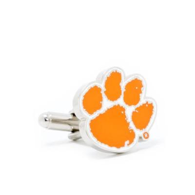 Cufflinks Inc Orange Clemson Tigers Cufflinks