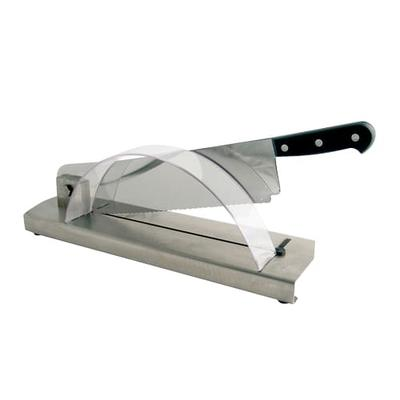Eurodib 35CPX Manual Bread Slicer w/ 13.75 Blade, Stainless Steel on Sale