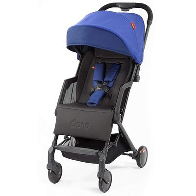 Diono Traverze Silver Edition Compact Stroller - Blue on Sale