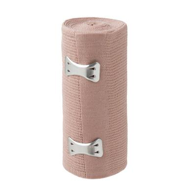 """Medi-First 65501 4"""" Elastic Wrap with Clips"""