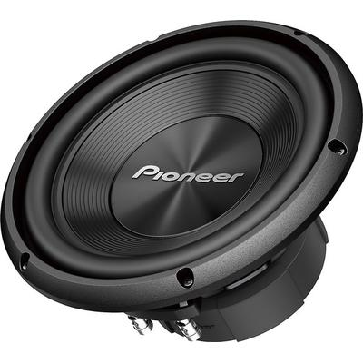 """Pioneer TS-A100D4 10"""" Dual 4-ohm Component Subwoofer"""