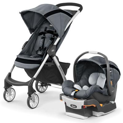 Chicco Mini Bravo Sport Travel System - Carbon