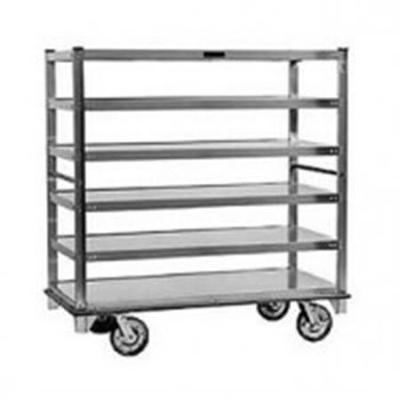 Carter-Hoffmann T726 78.25 Queen Mary Cart w/ 6 Levels, 2500 lb Capacity on Sale