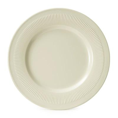 GET E-10-P 10.25 Round Dinner Plate, Melamine, Ivory on Sale