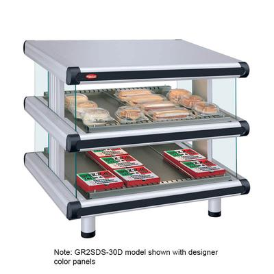 Hatco GR2SDS-24D 30.25 Self-Service Countertop Heated Display Shelf - (2) Shelves, 120v on Sale