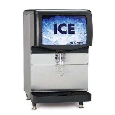 Ice-O-Matic IOD200 Countertop Cube or Nugget Ice Dispenser - 200 lb Storage, Cup Fill, 115v on Sale