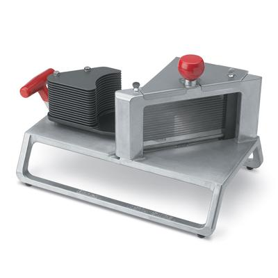 Vollrath 15102 InstaSlice Tomato Slicer, 7/32 Cut, Scalloped Blades on Sale