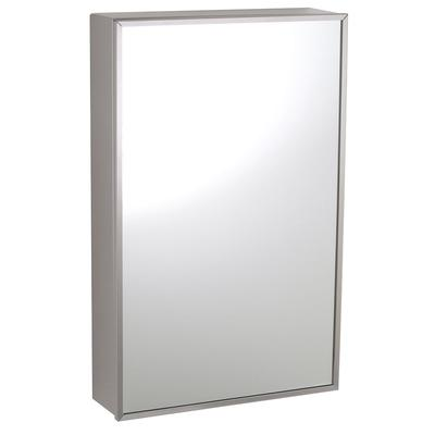 Bobrick B-299 Surface Mounted Stainless Steel Medicine Cabinet on Sale