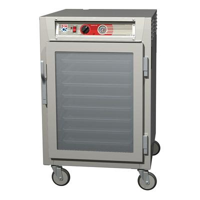 Metro C565-SFC-L 1/2 Height Insulated Mobile Heated Cabinet w/ (17) Pan Capacity, 120v on Sale