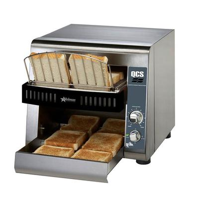 Star QCS1-350 Conveyor Toaster - 350 Slices/hr w/ 1.5 Product Opening, 120v
