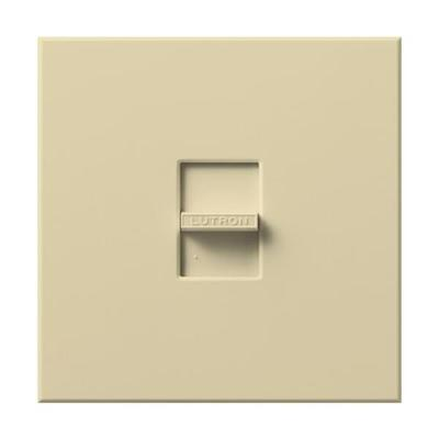 Lutron 67462 - 120 volt Ivory 800 watt Single-Pole Incandescent / Halogen Magnetic Low Voltage Wall Dimmer Switch