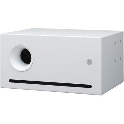 """Yamaha Commercial VXS10ST, White 10"""" Surface-Mount Subwoofer"""