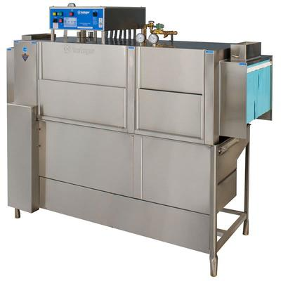 Insinger ADMIRAL66-4 65.5 High Temp Conveyor Dishwasher w/ Steam Tank Heat, No Booster, 208v/3ph on Sale