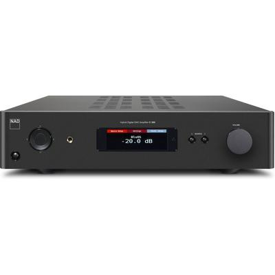 NAD C368BluOS-2i integrated amp w.BluOS