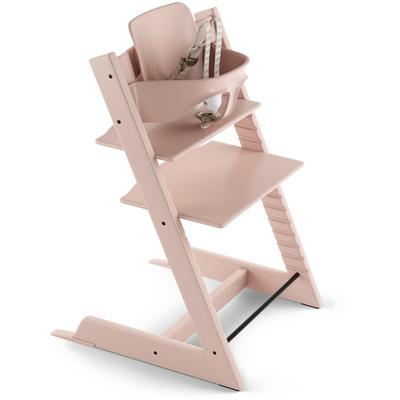 Stokke 2019 Tripp Trapp High Chair - Serene Pink
