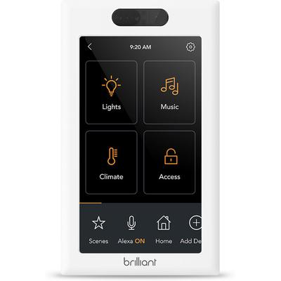 Brilliant Smarthome Control Single Gang