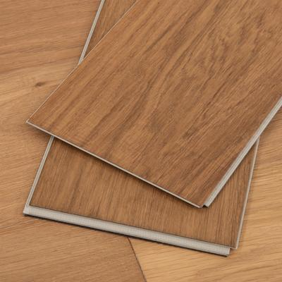 Rigid Core European Oak Flooring, Natural, Sample
