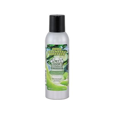 Pet Odor Exterminator Cool Cucumber & Honeydew Air Freshener, 7-oz bottle