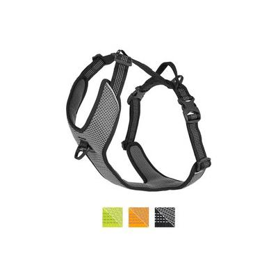 Chai's Choice Outdoor Adventure 3M Refective Dog Harness, Black, Large