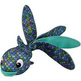 KONG Wubba Finz Dog Toy, Blue, X-Large