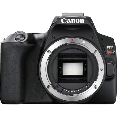 Canon EOS Rebel SL3 Body Only- Black on Sale