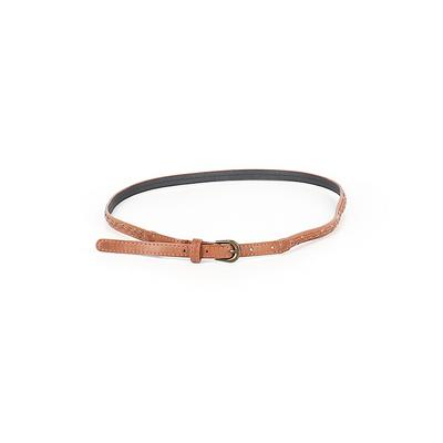 Belt: Brown Accessories - Size Medium
